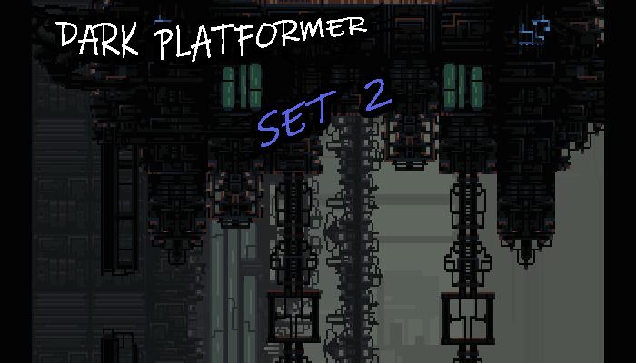 Dark Platformer SET2