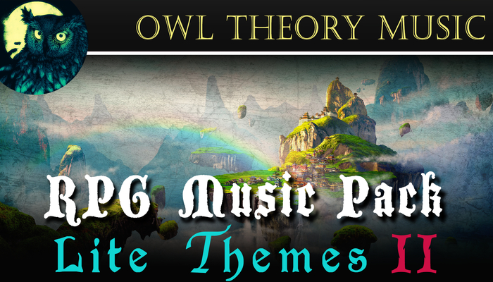 RPG Music Pack: Lite Edition II