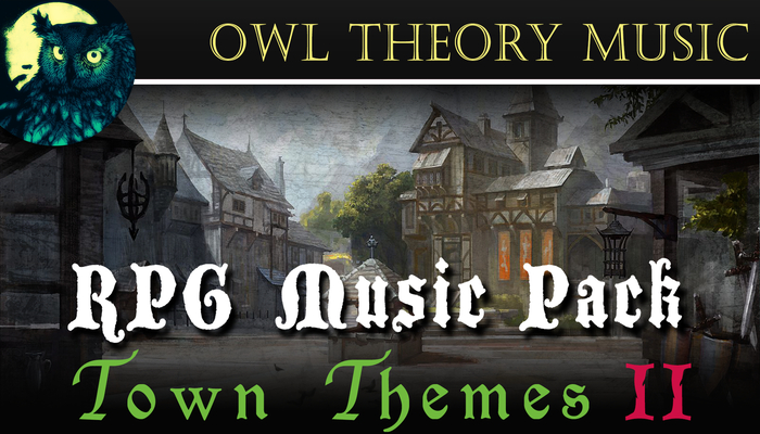 RPG Music Pack: Town Themes II