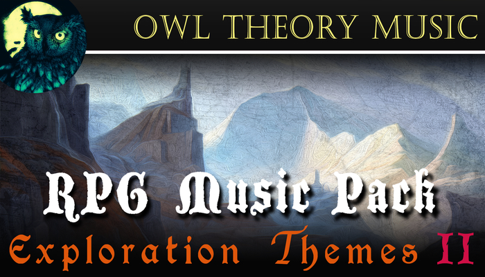 RPG Music Pack: Exploration Themes II