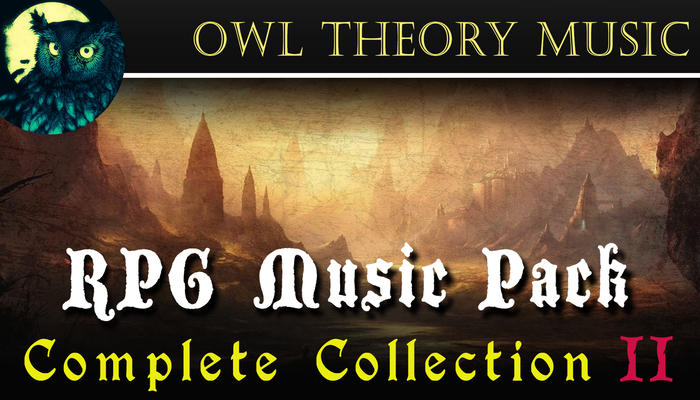 RPG Music Pack: The Complete Collection II