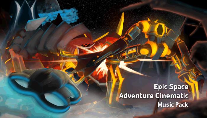 Epic Space Adventure Cinematic Pack