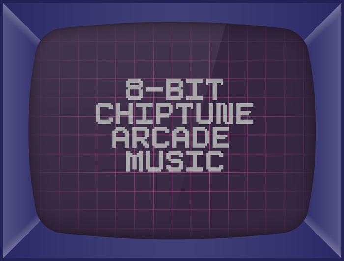 8-Bit Chiptune Arcade Music
