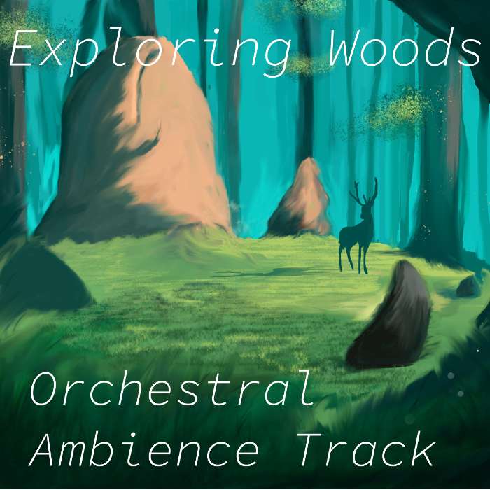 Exploring Woods – Orchestral Ambience Music