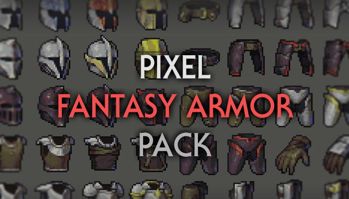 Fantasy Armor – RPG Inventory Icons