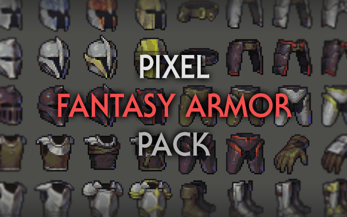 Fantasy Armor – RPG Inventory Icons
