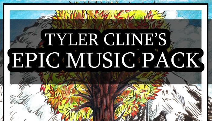Tyler Cline's Epic Music Pack