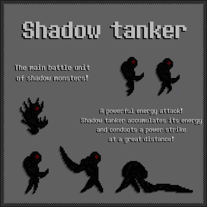 Shadow Tanker – Mob Asset