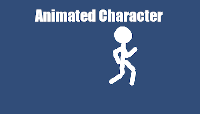 2D Animated Stick Figure for Unity (Prototyping Character)