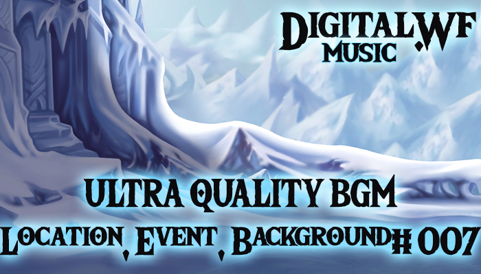 DigitalWF Ultra Quality GAME BGM – Location, Event, Background #007