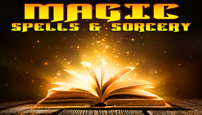 Magic Spells & Sorcery