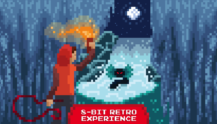 8-Bit Retro Experience