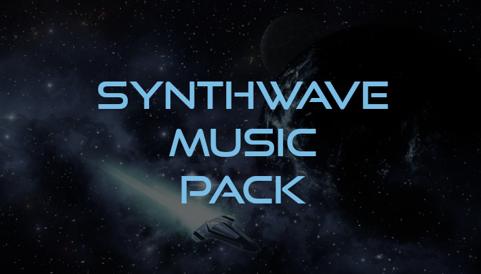 SynthWave – Music Pack