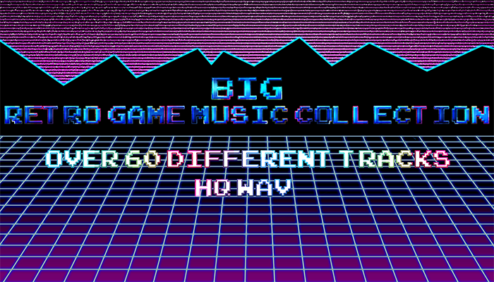Big Retro Game Music Collection
