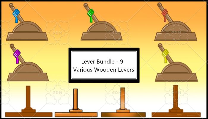 Wooden Lever Bundle