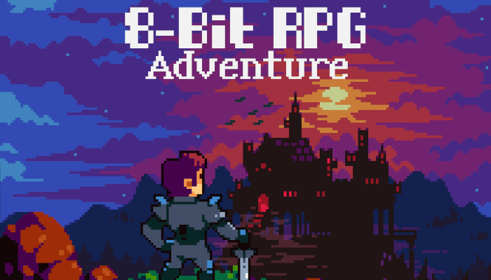 8-Bit RPG Adventure Music Pack