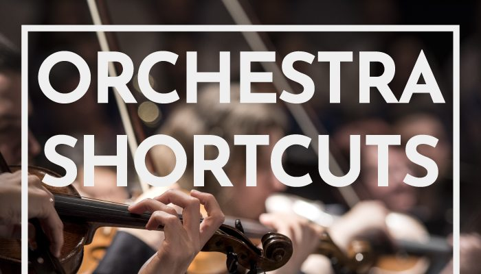 Orchestra Shortcuts 2020