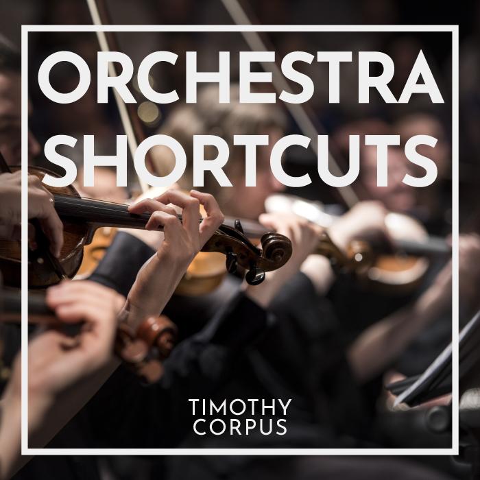 Orchestra Shortcuts 2020