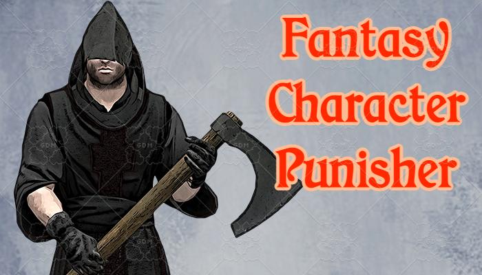 Fantasy Character – Punisher