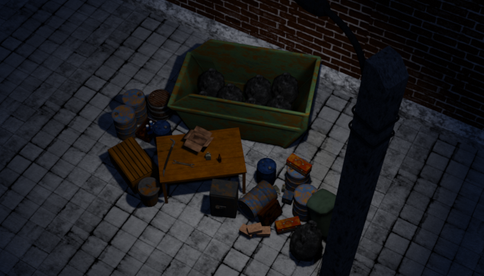 Some Dirty Junk Asset Pack
