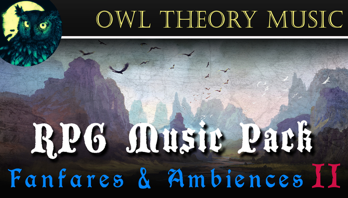 RPG Music Pack: Fanfares & Ambiences
