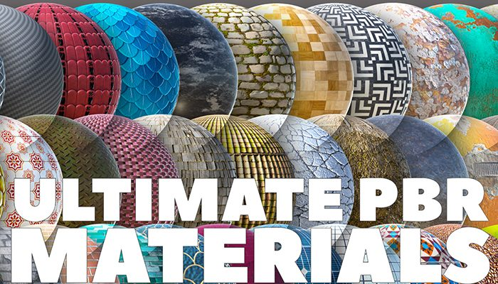 Ultimate PBR Materials 300+ for Unity