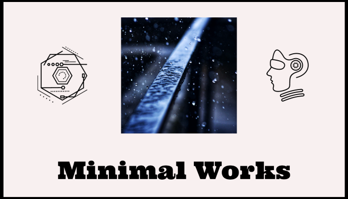 Minimal Works (Ambient Piano Music Pack)