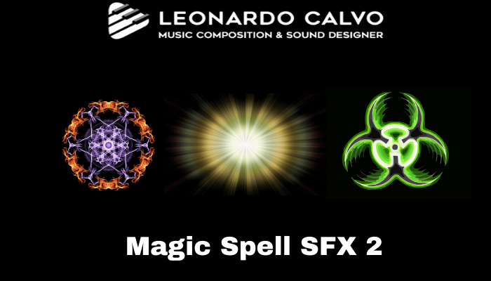 Magic Spell SFX Pack 2