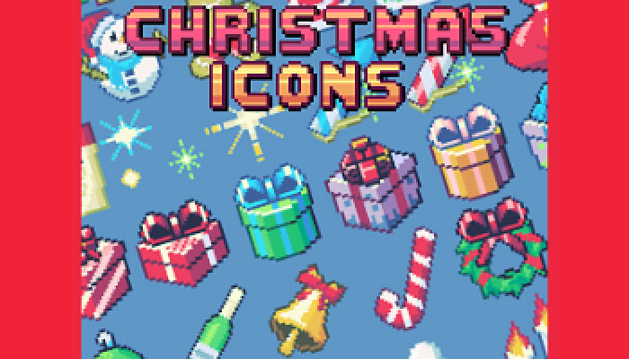 Christmas Icon Pack 32×32