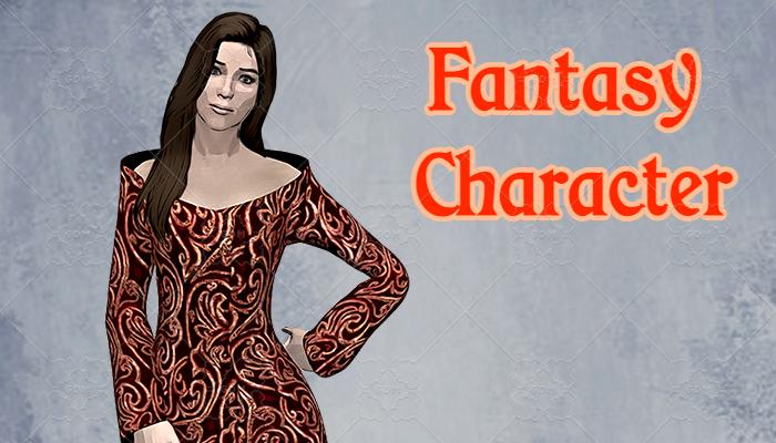 Fantasy Character #2