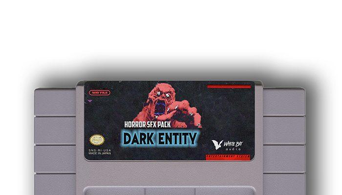 Dark Entity Horror/Sci-Fi Sound FX Pack
