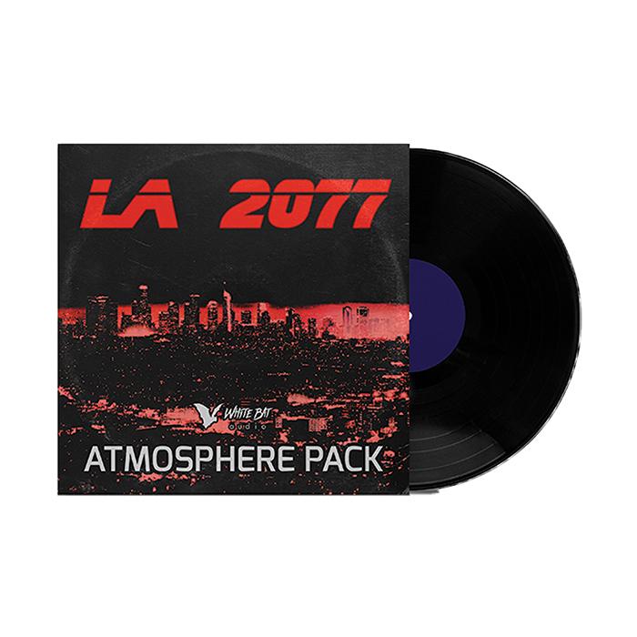 LA 2077 Atmosphere Pack – Cyberpunk Sci-Fi