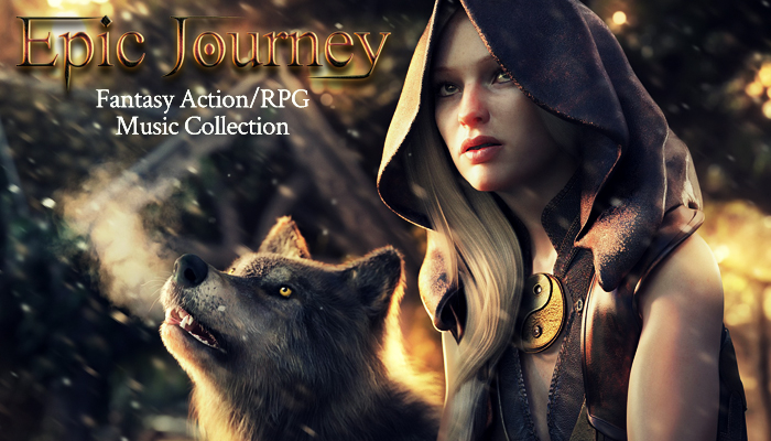 Epic Journey – Fantasy Action/RPG Music Collection