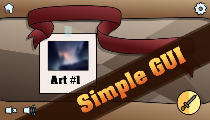 Free Simple GUI