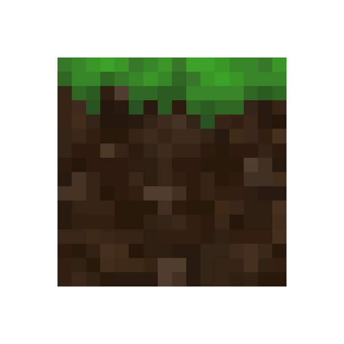 Dirt & Grass Tile Variations