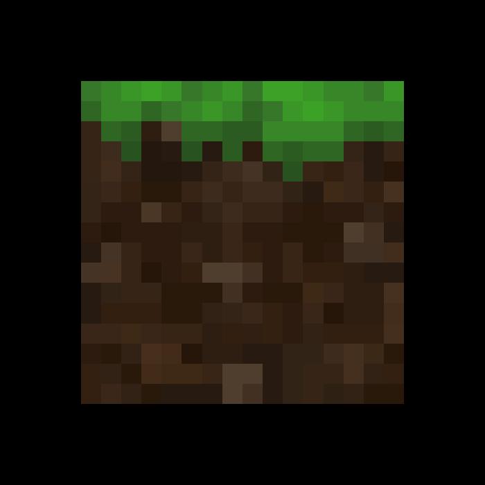Dirt & Grass Tile Variations