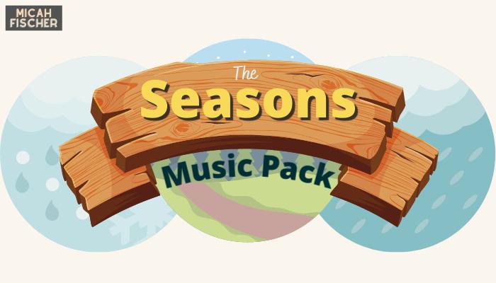Seasons Music Pack