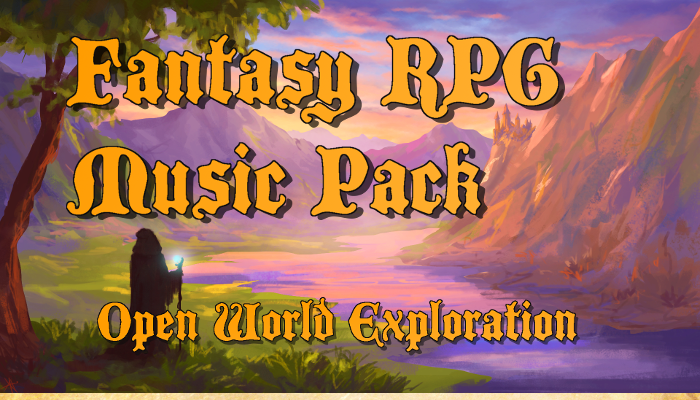 Fantasy RPG Music Pack – Open World Exploration