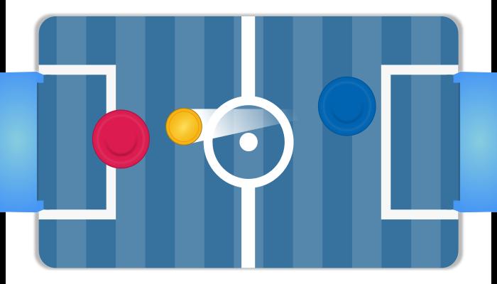Air Hockey Minimalist Game Pack