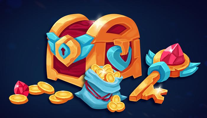 Treasure Icons Pack