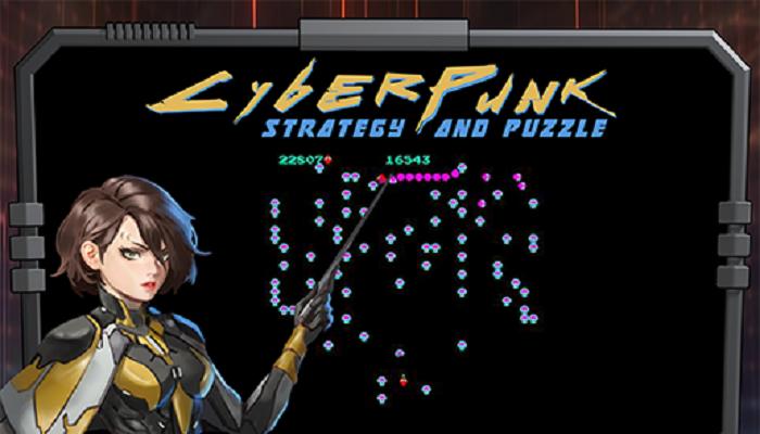 Cyberpunk: Strategy & Puzzle