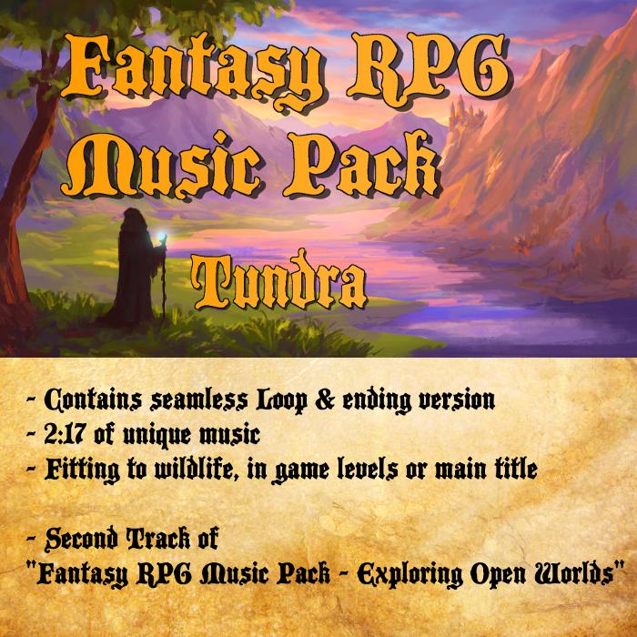 Fantasy RPG Music – Tundra