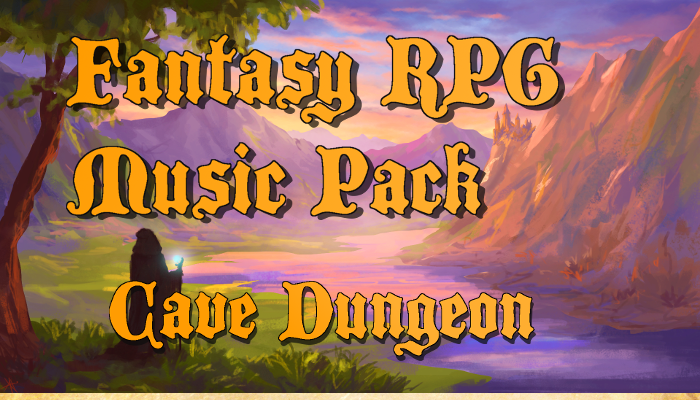 Fantasy RPG Music – Cave Dungeon