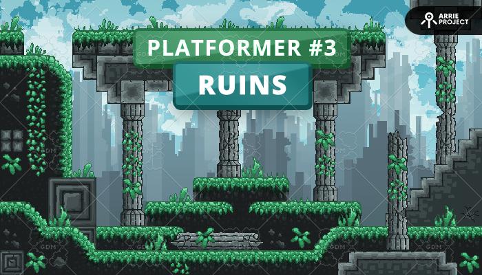 Platformer 3 Ruins