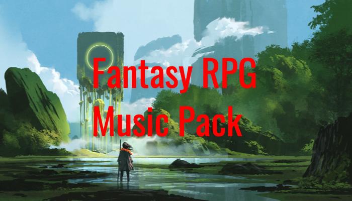 Fantasy RPG Music Pack