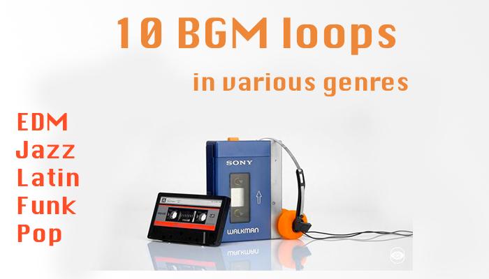 10 BGM loops