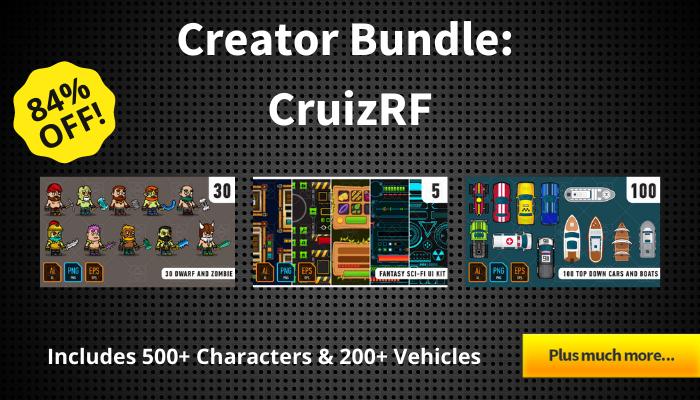 Creator Bundle – CruizRF