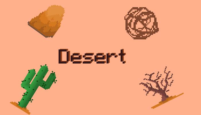 Desert stuff