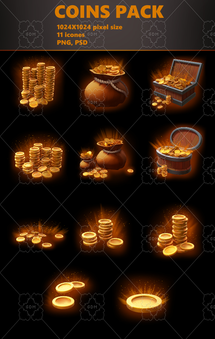 COINS PACK
