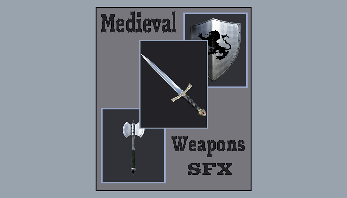 Medieval Weapons SFX